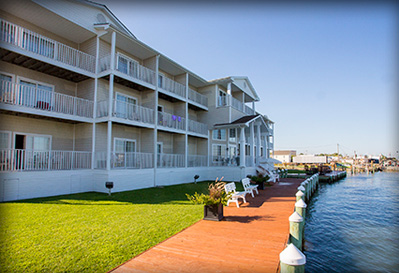 Waterfront Hotel Chincoteague